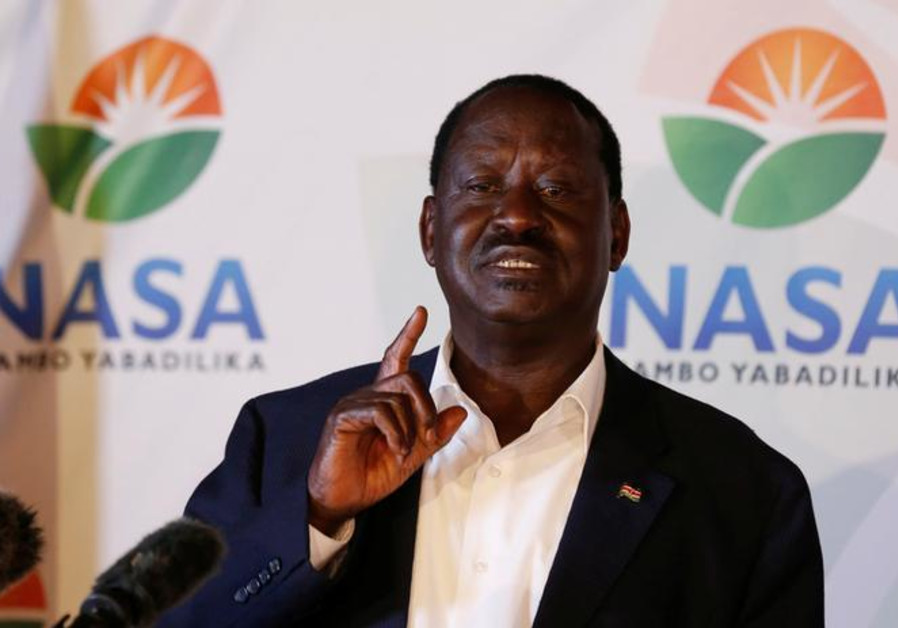 Foreign Ministry warns: Be careful in Kenya due to tension over elections