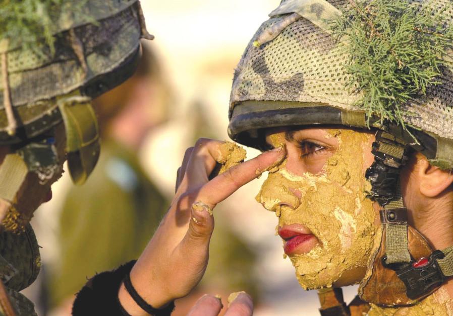 Women in the IDF