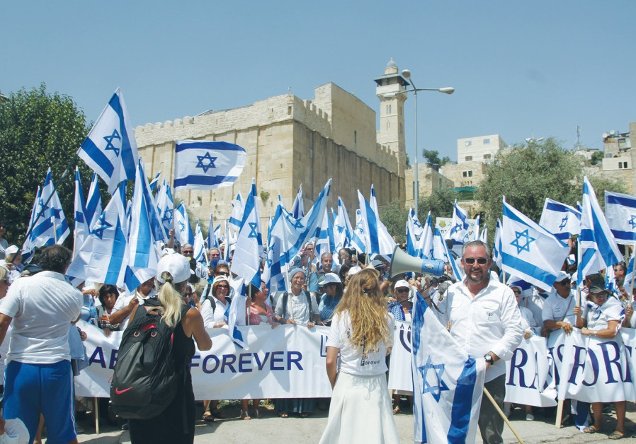 'French Jews in Hebron best answer to UNESCO'
