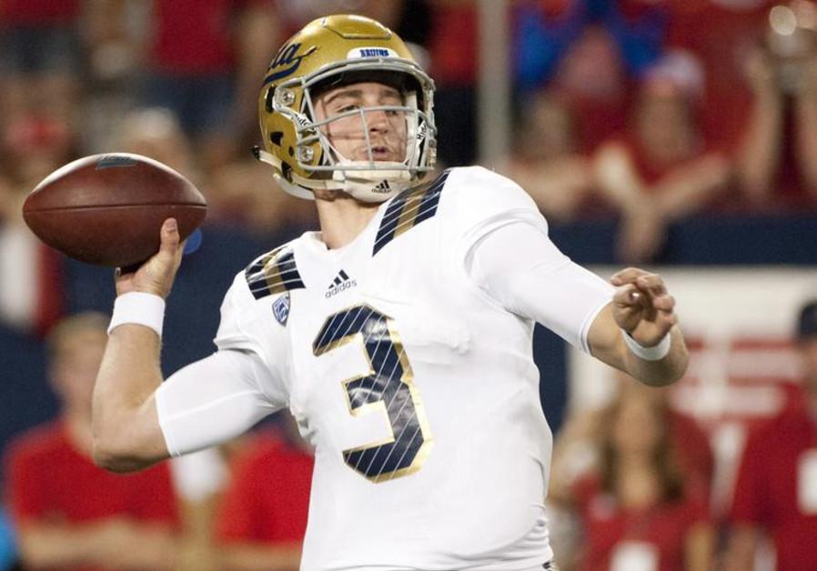 Arizona Cardinals names Jewish quarterback Josh Rosen as starter ... 68f54dbeb