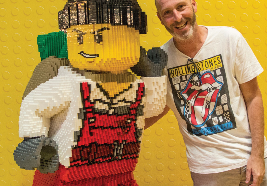 Avi Morgenstern, Lego Park