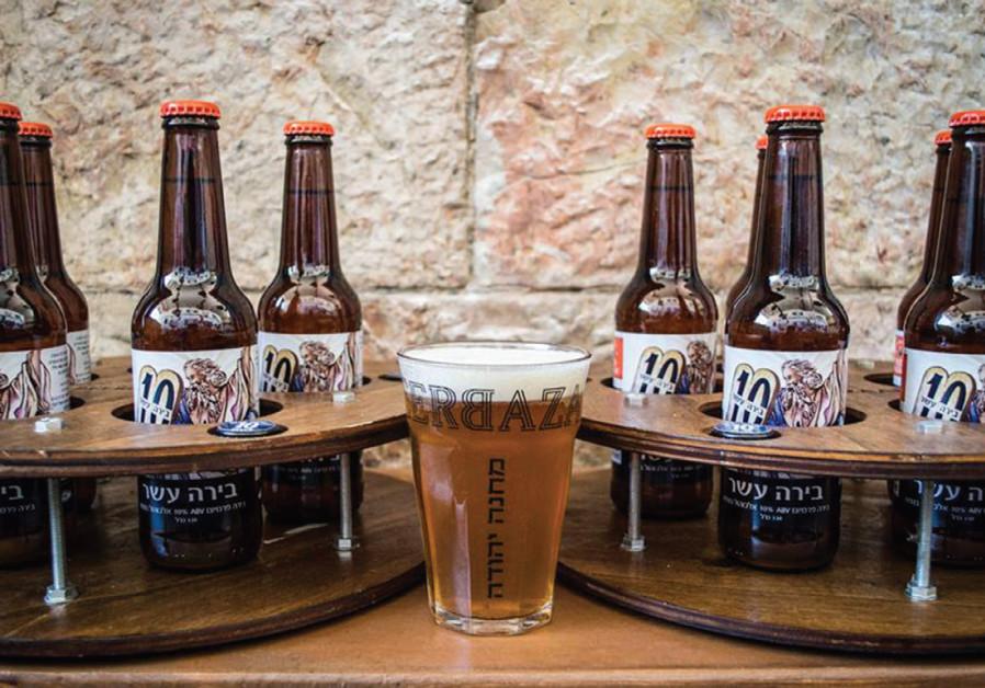 The craft beer named Esser.