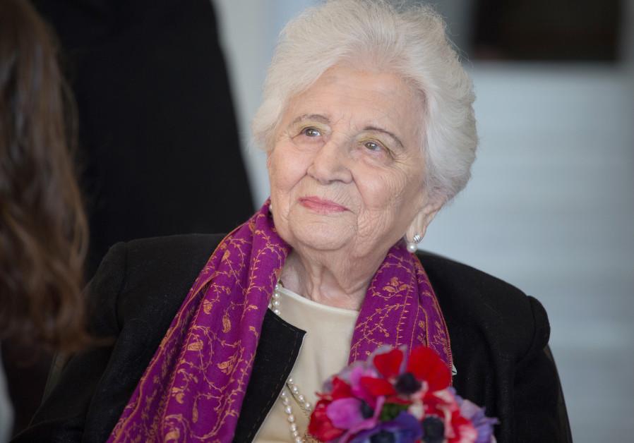 Ruth Dayan, femme d'un homme et de son pays