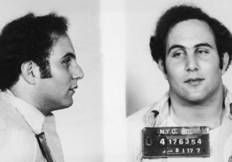 David Berkowitz's mugshut taken on August 11th, 1977.