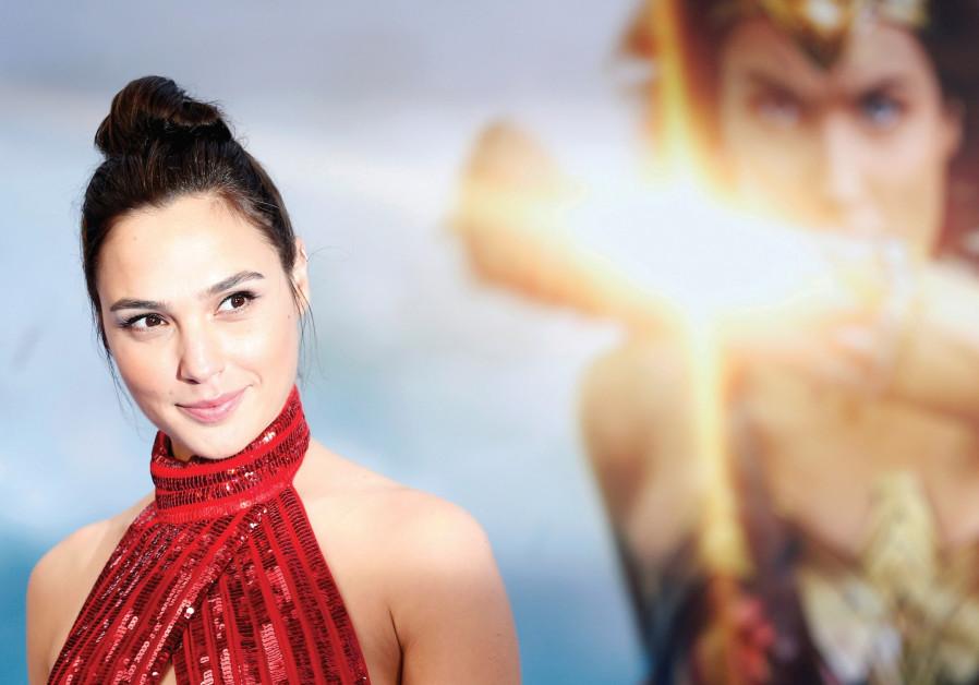 Wonder Woman and 'Tudu Bom'