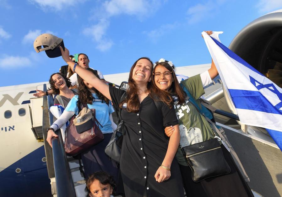 Daughter of US Ambassador to Israel David Friedman makes aliya