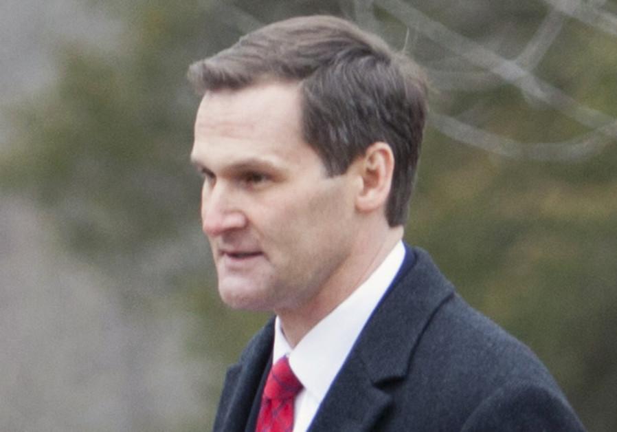 Mayor of Charlottesville, Virginia, Michael Signer