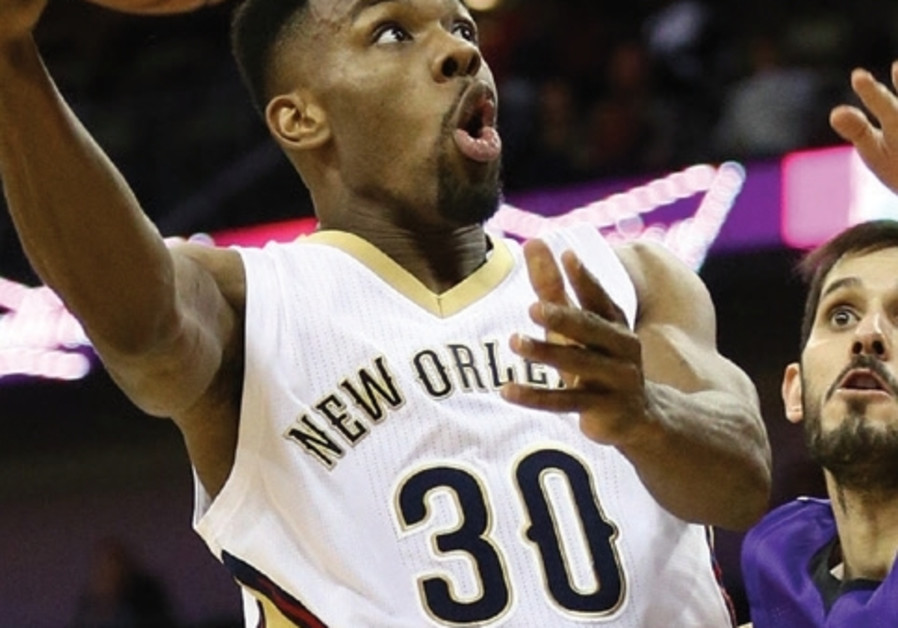 American guard Norris Cole.