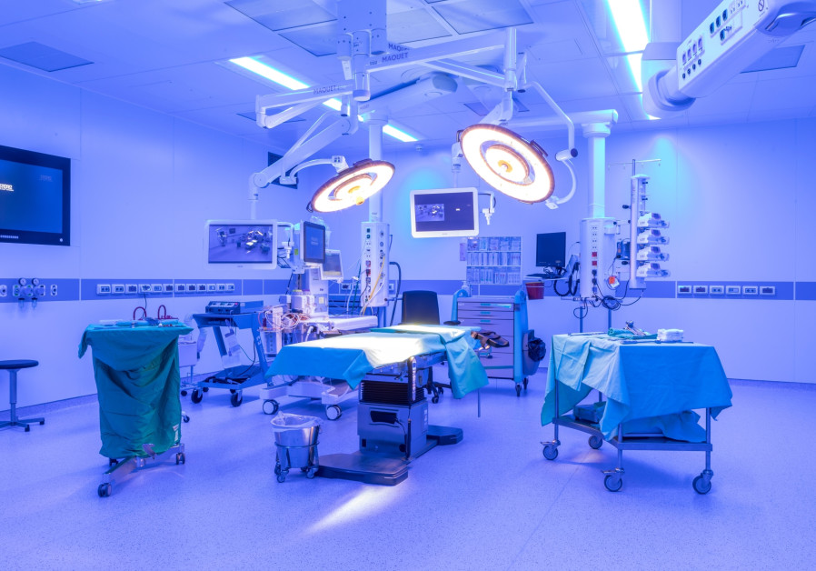 Ashdod Hospital Opens Advanced Operating Theaters