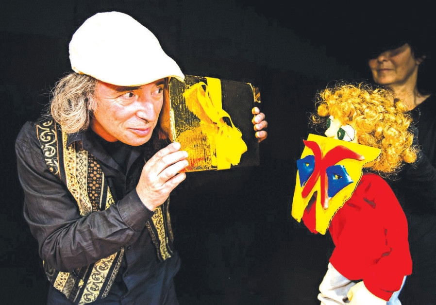 A bilingual puppet-theater festival in the north.
