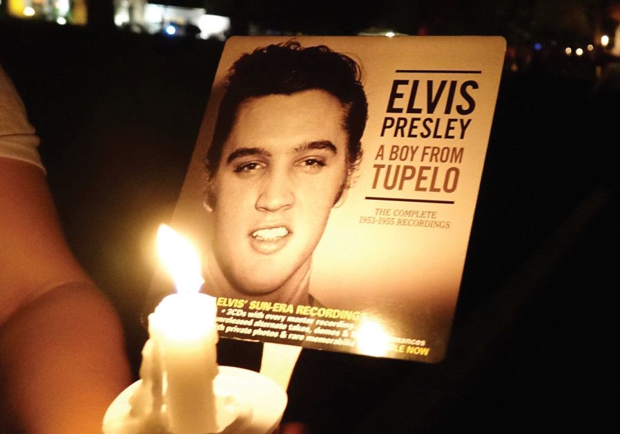 Elvis fans mark 40 years without him Wednesday - Israel News