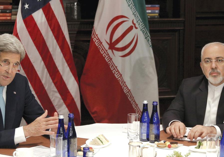 Iran warns of 'unpleasant' response if U.S. drops nuclear deal