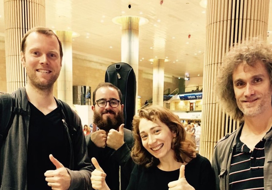 Regina Spektor lands in Israel ahead of Ra'anana concert