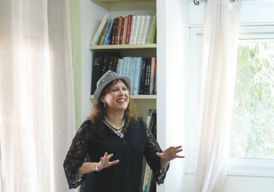 Yael Steinberger: 'Shalom bayit' is a surprising aspect of interior design.