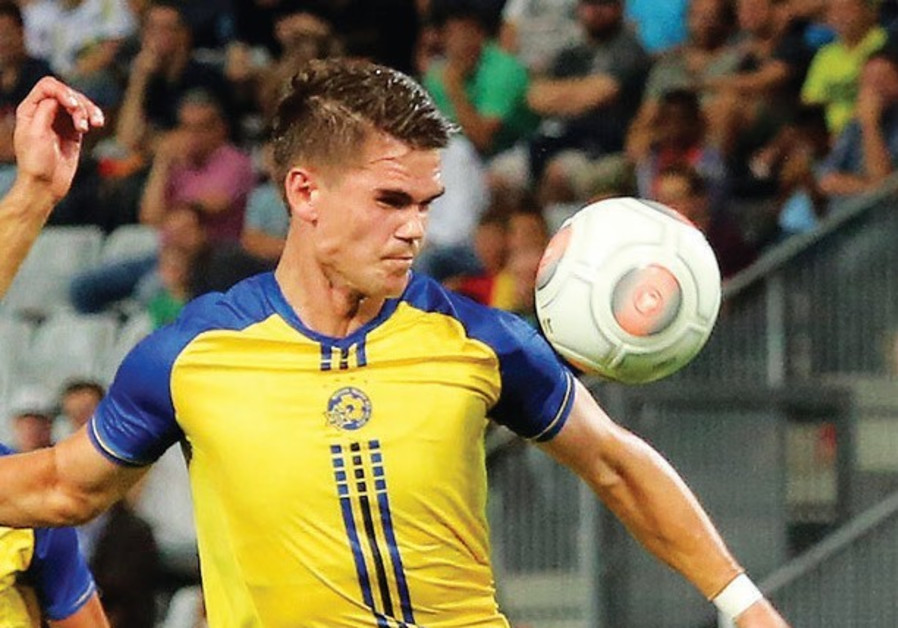 Maccabi Tel Aviv jumps out to first-leg lead at Altach