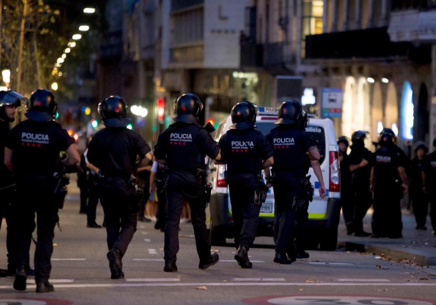 The Catalonia terrorist attacks
