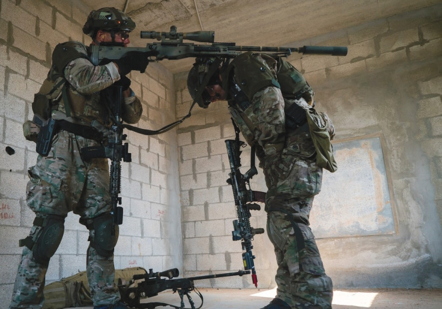 Israeli, Czech special forces complete joint urban-warfare exercise