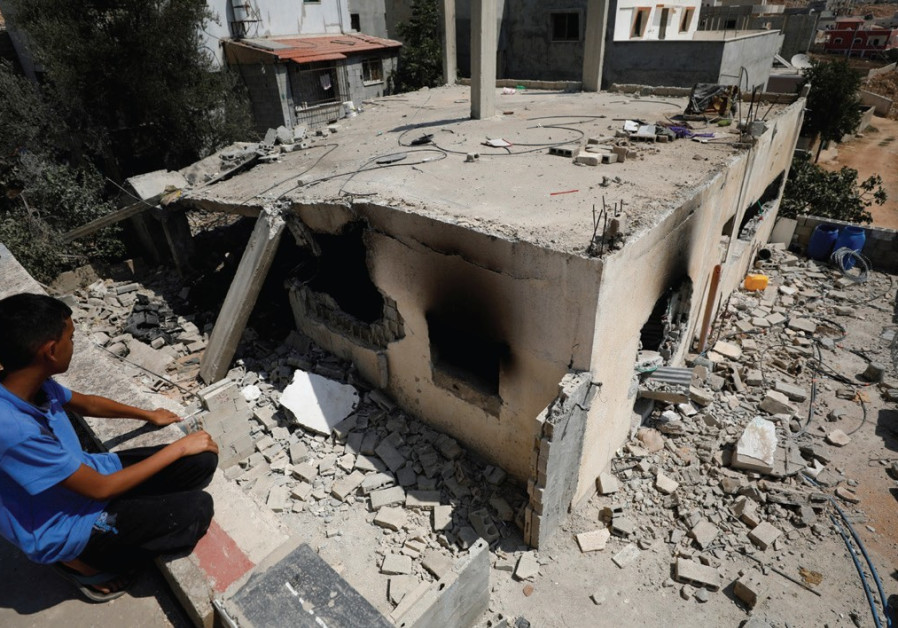 IDF demolishes home of terrorist who killed border policewoman
