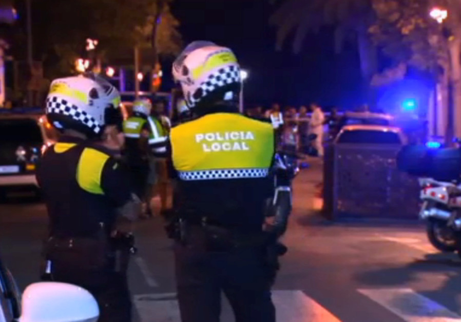 Spanish police: Seven wounded, five attackers killed in second 'terrorist incident'