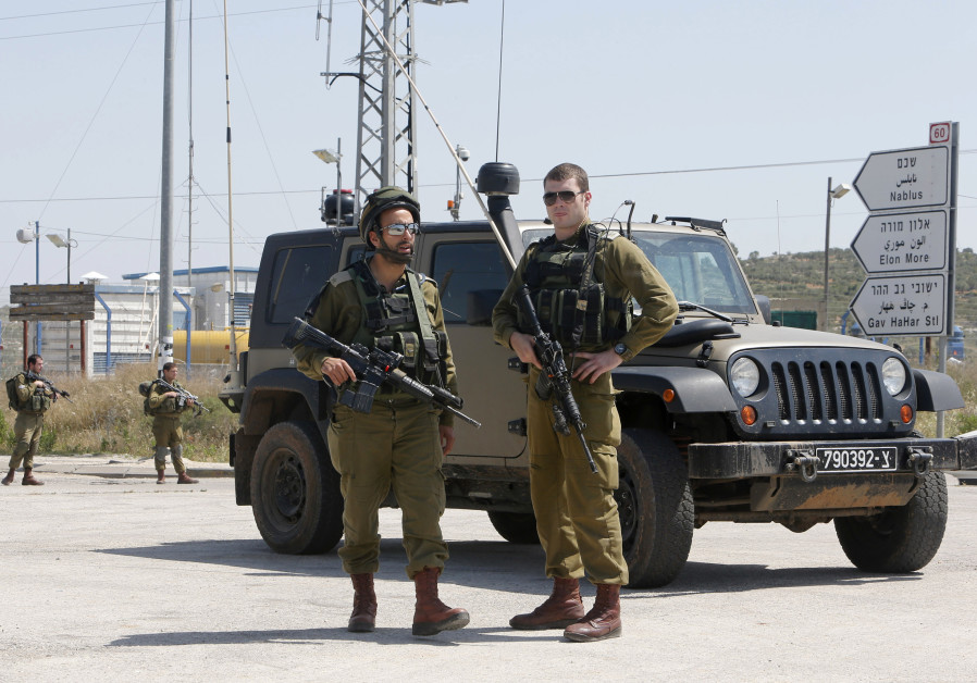 One wounded, assailant shot dead in West Bank stabbing attack