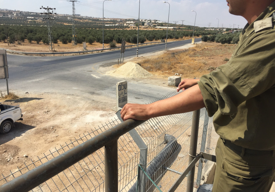 IDF forces work to maintain calm in the West Bank