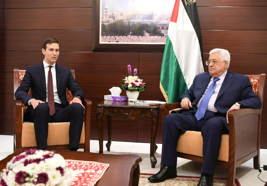 Palestinian Authority: US asked for 3-4 months to prepare its peace plan