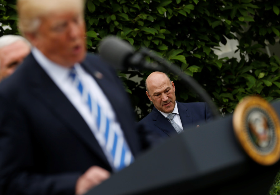 Gary Cohn, Trump's top economic adviser, quits administration