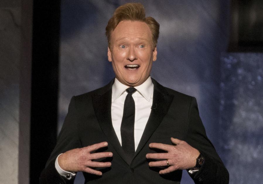 WATCH: Comedian Conan O'Brien's hilarious 'Hebrew lesson'