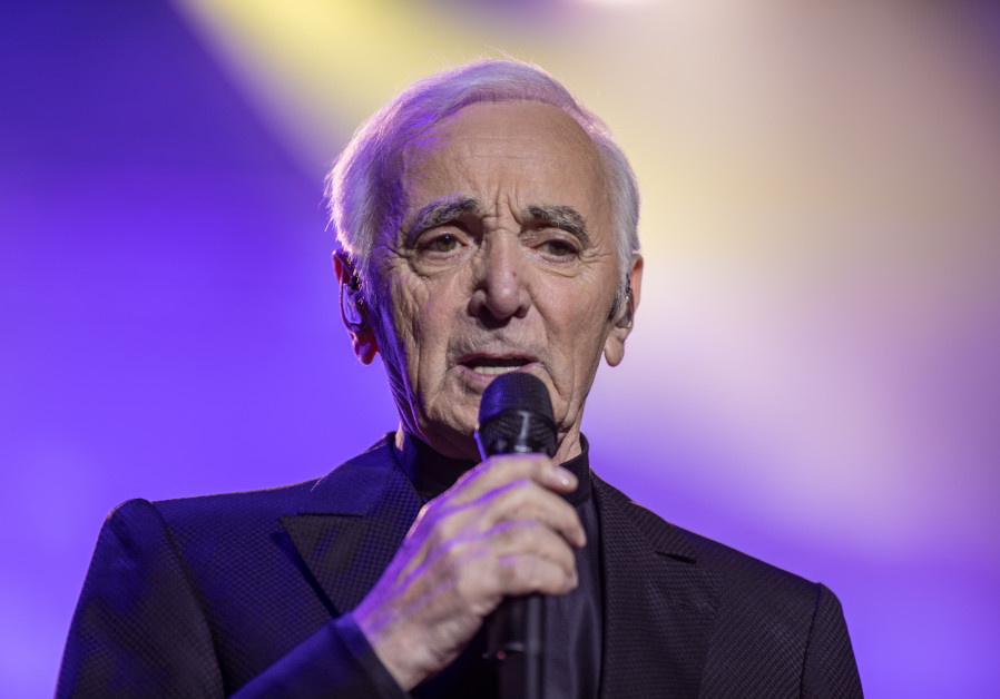 French singer Charles Aznavour dies at the age of 94