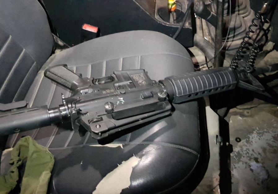 IDF hunts for guns in overnight West Bank raids