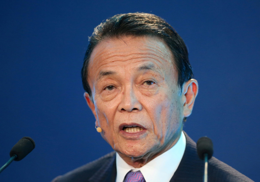 Japanese Deputy Prime Minister retracts Hitler comments amid criticism