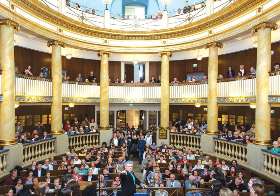 (State Synagogue) in Vienna