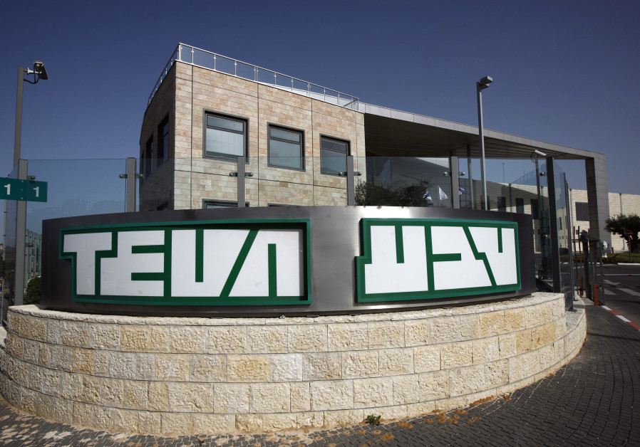 Teva shares plunge again after weak third-quarter