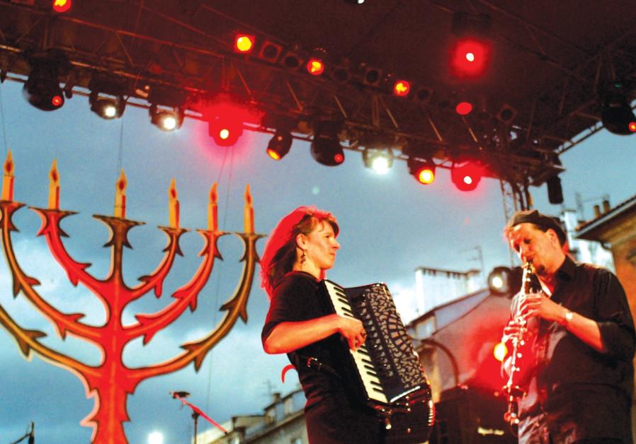 Krakow Jewish Festival 2004