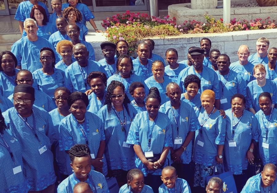 African Christian leaders hold Jerusalem start-up summit