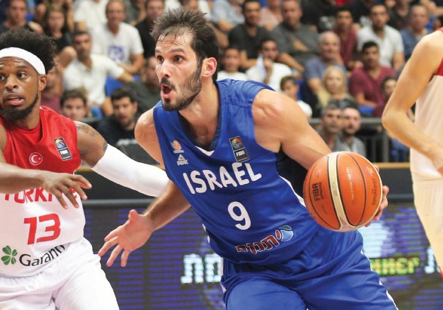 Israel hosts Italy in EuroBasket opener