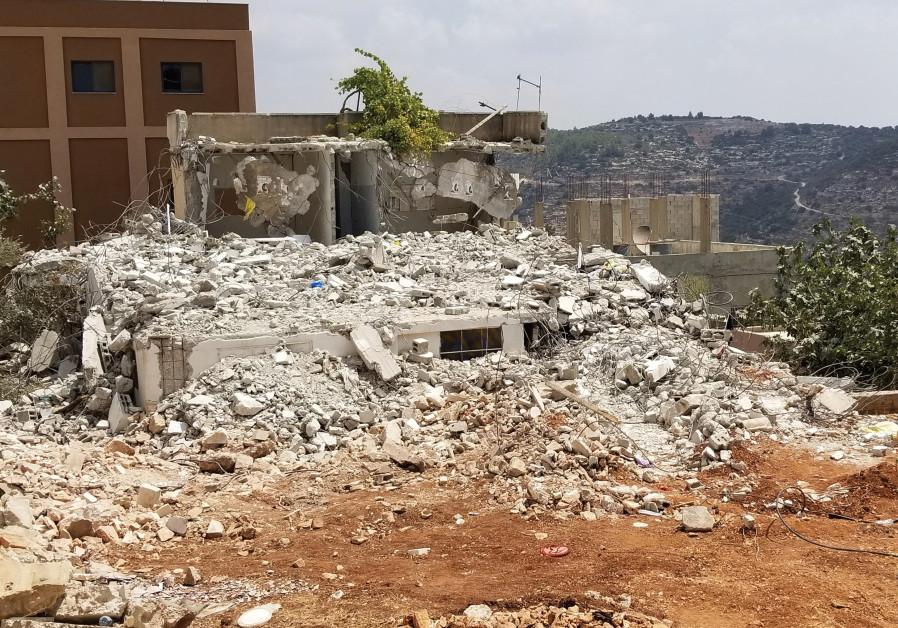 An effective deterrent? A closer look at West Bank home demolitions