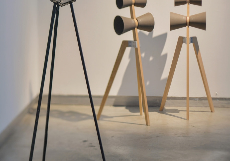 The Sound and Matter in Design exhibition offers a new angle on audio aesthetics.
