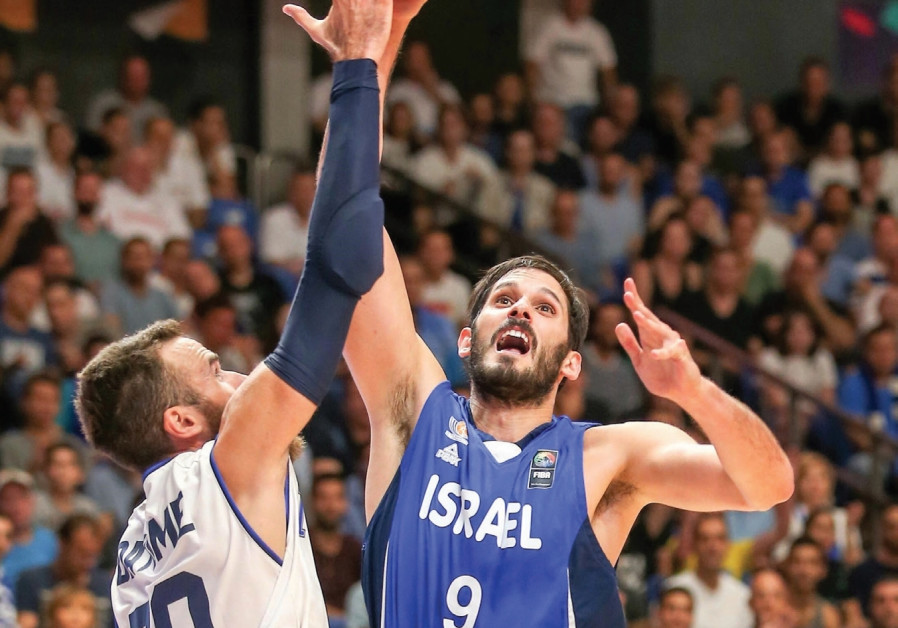 Israel blown out by Italy in EuroBasket opener
