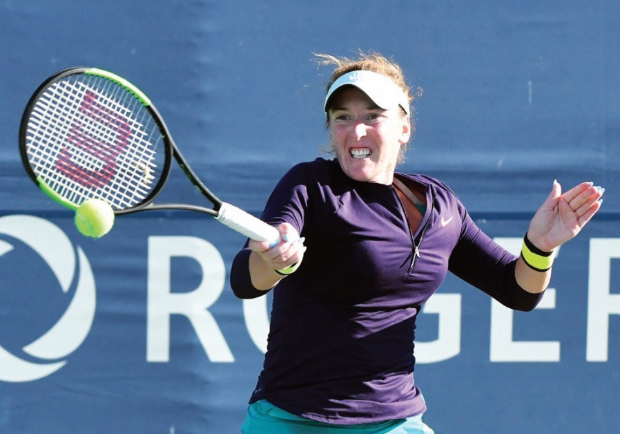 Madison Brengle is proud of her Jewish heritage. The 27-yearold American is ranked 81st in the world