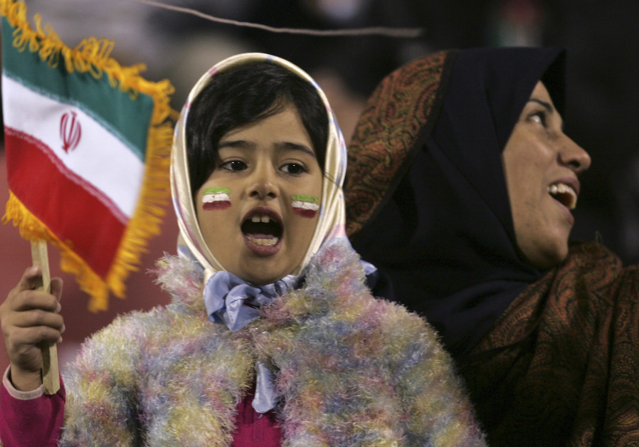 Technical glitch gives brief hope to banned female soccer fans in Iran