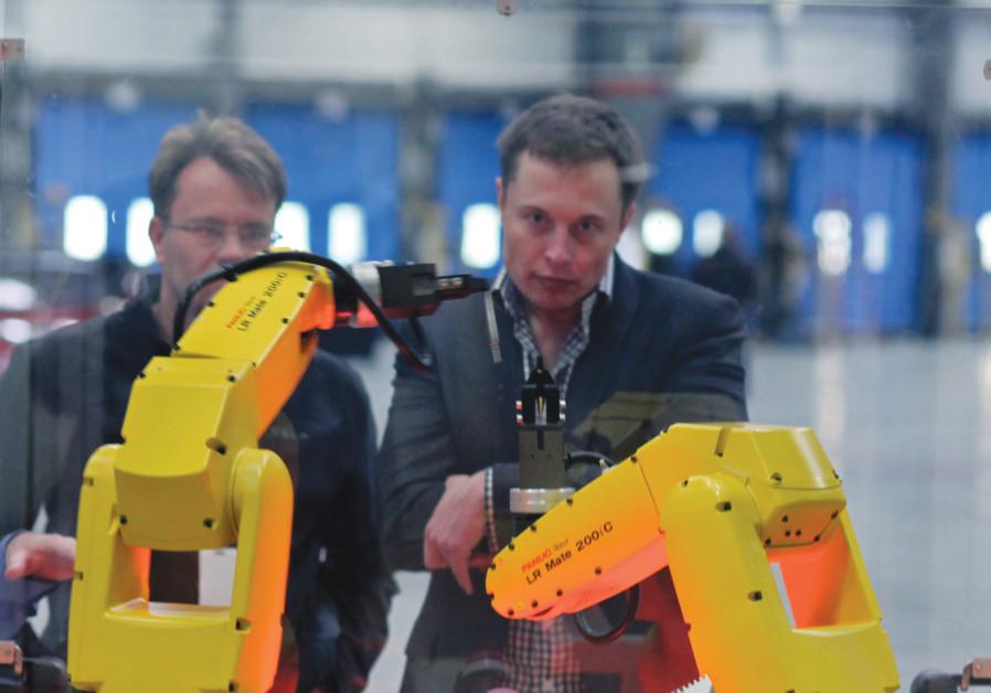 Les robots au pouvoir