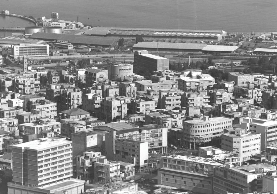 Haïfa, l'autre ville blanche