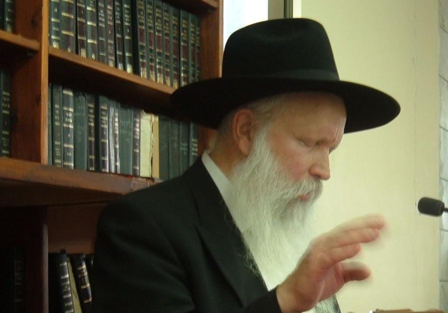 Rabbi Yitzhak Ginsburg