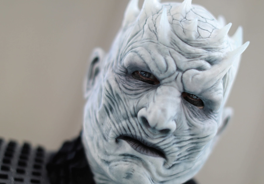 King of the White Walkers from 'Game of Thrones'.