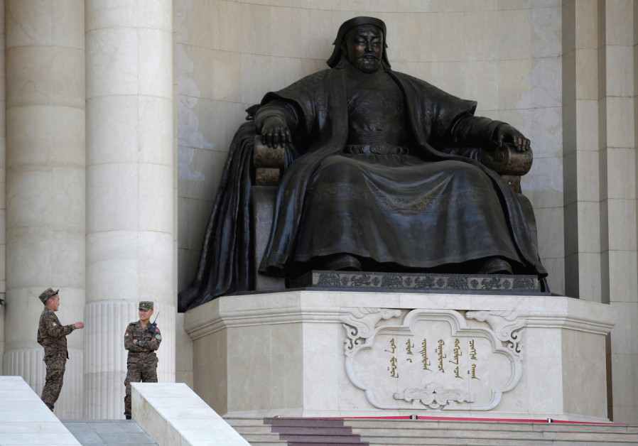 Mongolia and the Jews