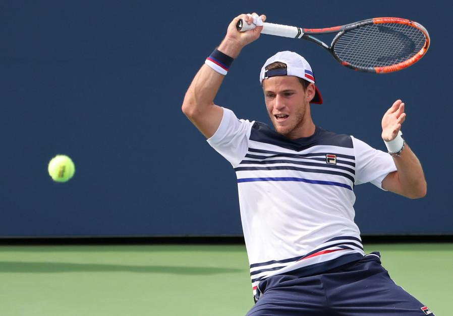 Schwartzman powers into US Open quarters; Israel's Oliel triumphs in juniors