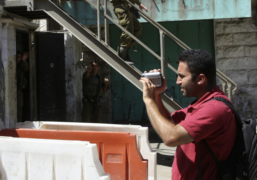 PA arrests activist in Hebron