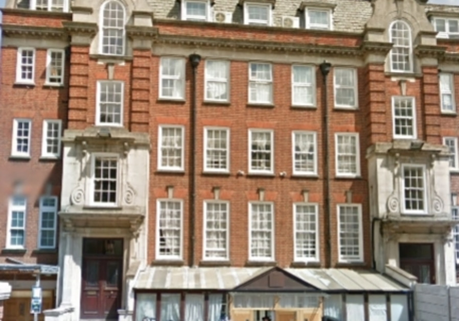 Couple plead guilty to antisemitic attack at wedding in London synagogue