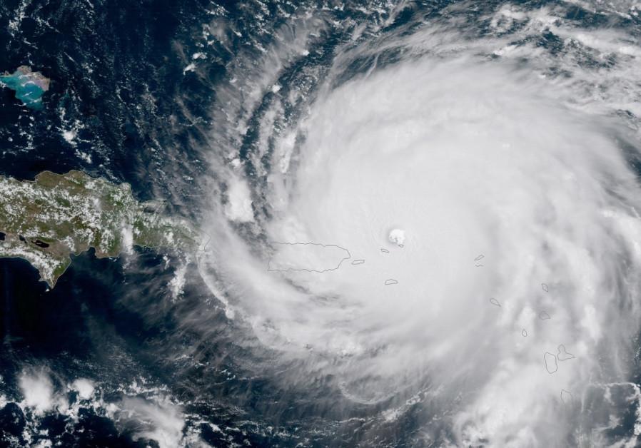 Eight reported dead as Hurricane Irma devastates Caribbean islands